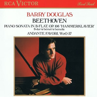 Beethoven: Piano Sonata 29 'Hammerklavier' and Andante Favori WoO 57