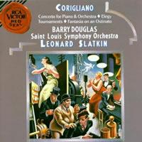 Corigliano: Piano Concerto