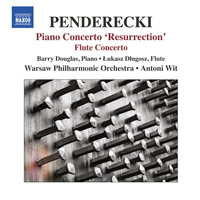 "Penderecki: Piano Concerto ""Resurrection"""