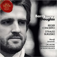 Reger Piano Concerto and Strauss Burleske