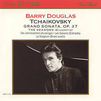 Tchaikovsky: Sonata in G, Pieces from The Seasons