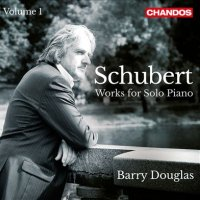 Schubert: Works for Solo Piano Vol. 1