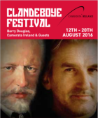 Clandeboye Festival, 12-20 August, is now open!